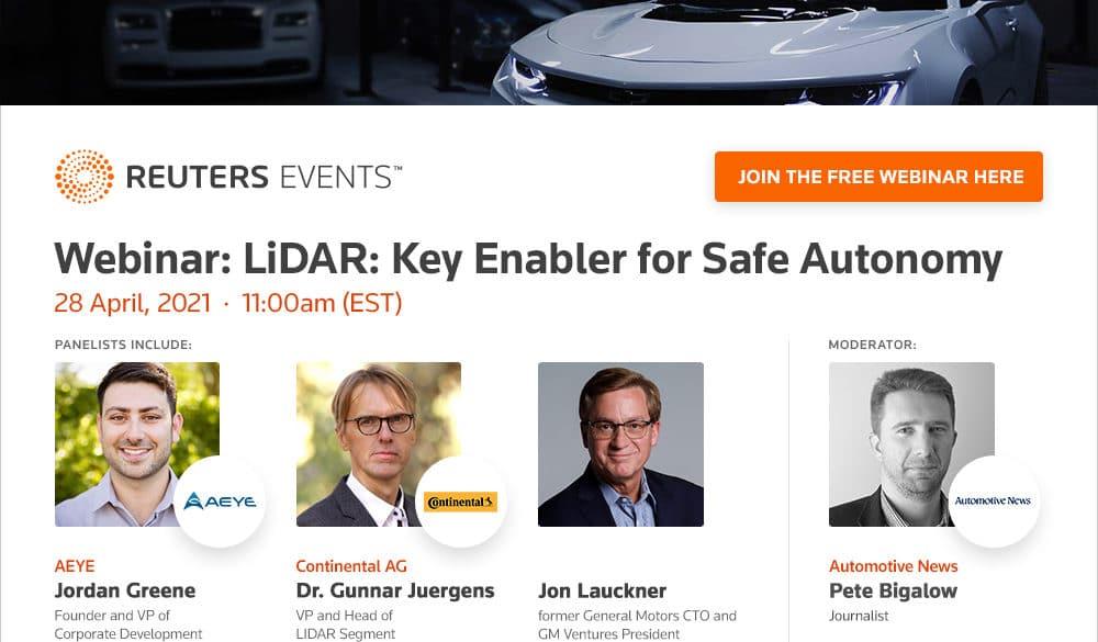 LiDAR: Key Enabler for Safe Autonomy