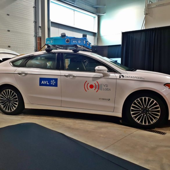 On The Ground With VSI Labs at The American Center for Mobility (Video) 26