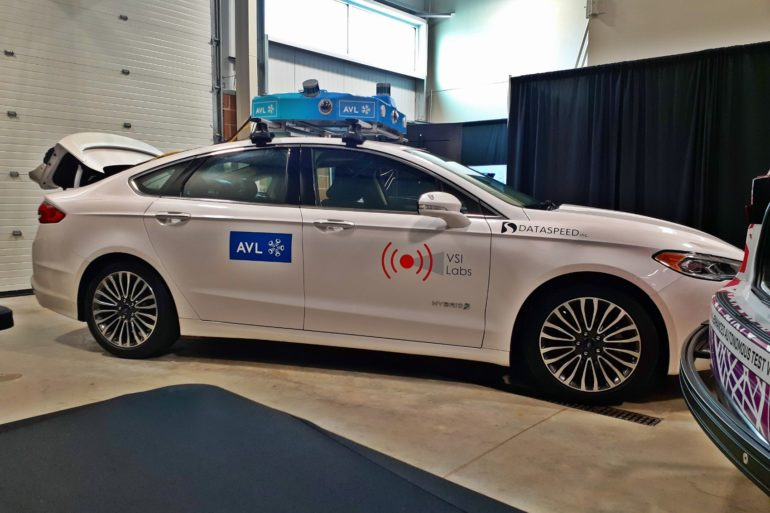 On The Ground With VSI Labs at The American Center for Mobility (Video) 16