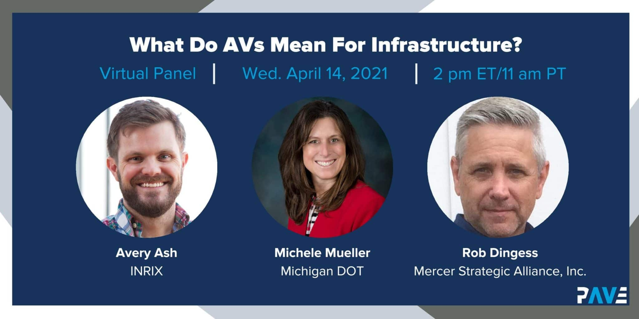 What Do AVs Mean for Infrastructure