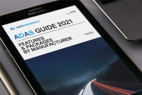 ADAS Guide 2021: Features & Packages by Manufacturer 17