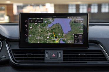 Function on Demand: New Subscription Service From Audi Allows Drivers to Access Navigation As Needed 15