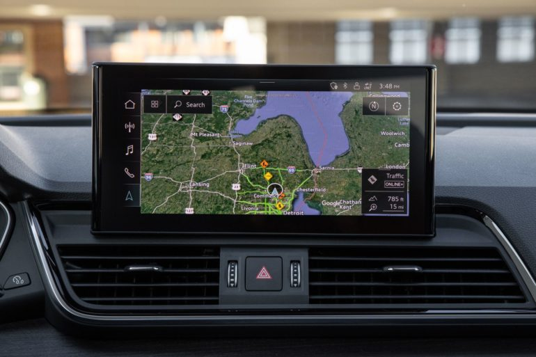 Function on Demand: New Subscription Service From Audi Allows Drivers to Access Navigation As Needed 18