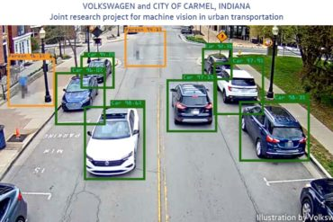 VW Teams With Carmel, Indiana, to Test Machine Vision Software for Traffic Flow Optimization 6