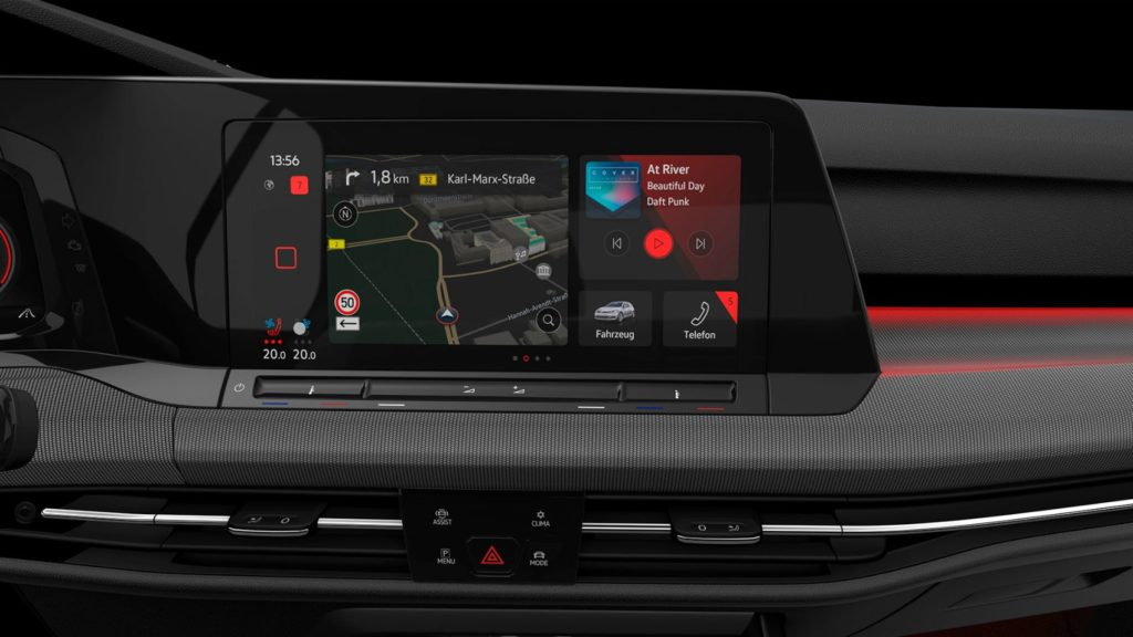 Merging Performance & Connectivity: Inside The New Digital Cockpit of The Volkswagen Golf GTI & Golf R 26