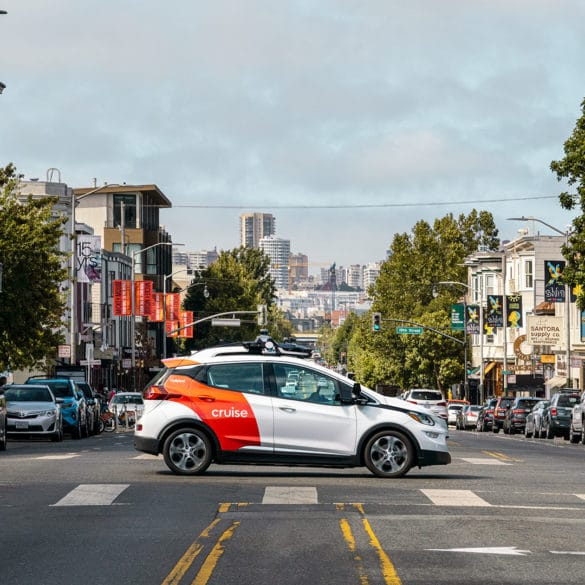 Cruise Receives Authorization to Test Driverless Vehicles on Public Roads in San Francisco 19