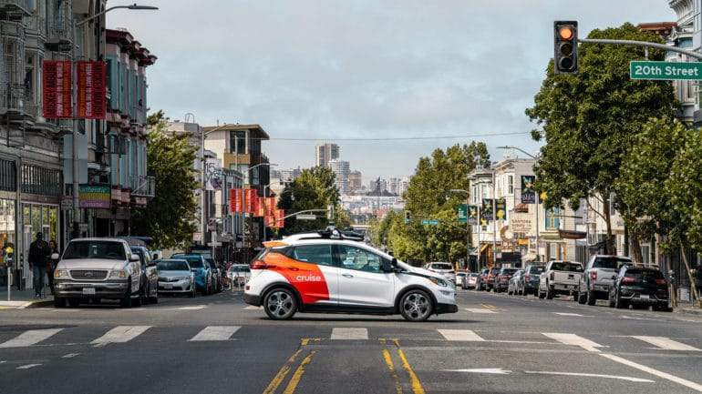 Cruise Receives Authorization to Test Driverless Vehicles on Public Roads in San Francisco 16