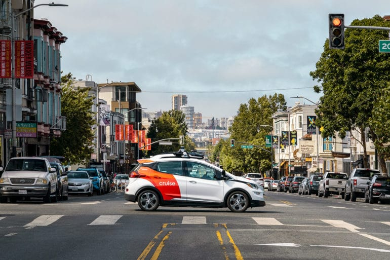 Cruise Receives Authorization to Test Driverless Vehicles on Public Roads in San Francisco 18