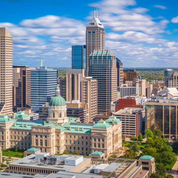 Toyota Mobility Foundation, Energy Systems Network & May Mobility Launch Free Autonomous Shuttle Service in Indianapolis 22