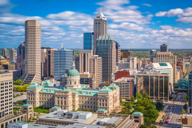 Toyota Mobility Foundation, Energy Systems Network & May Mobility Launch Free Autonomous Shuttle Service in Indianapolis 20