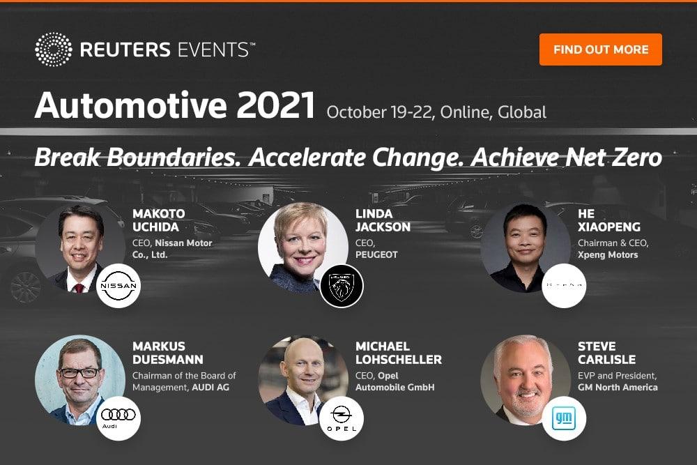 Reuters Automotive 2021