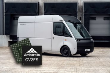 Arrival Partners With Ambarella to Deliver New ADAS Capability for Commercial Fleets 19