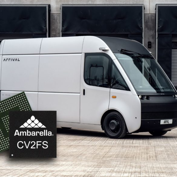 Arrival Partners With Ambarella to Deliver New ADAS Capability for Commercial Fleets 23