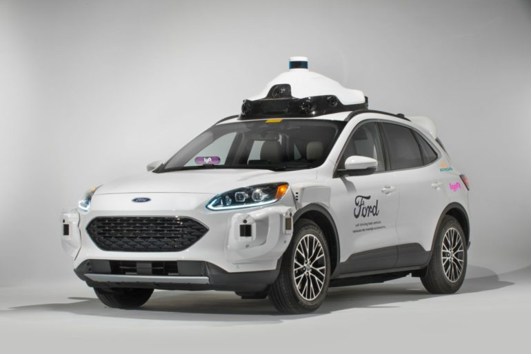 Argo AI & Ford to Launch Self-Driving Vehicles on Lyft Network by End of 2021 16