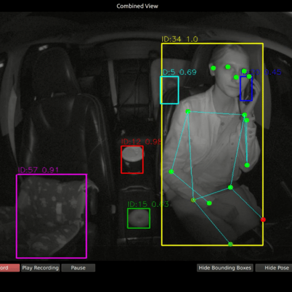 OmniVision & Smart Eye Announce New End-to-End Interior Sensing Solution 19