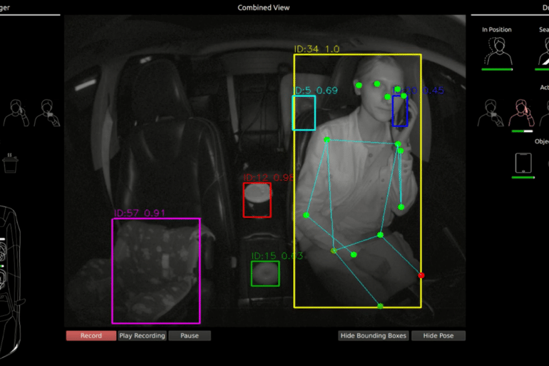 OmniVision & Smart Eye Announce New End-to-End Interior Sensing Solution 21