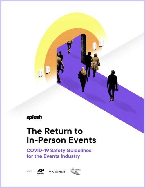 Free Guide: The Return to In-Person Events 17