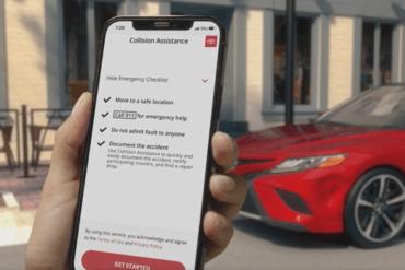 Toyota & Lexus Debut Mobile Collision Assistance Service 22