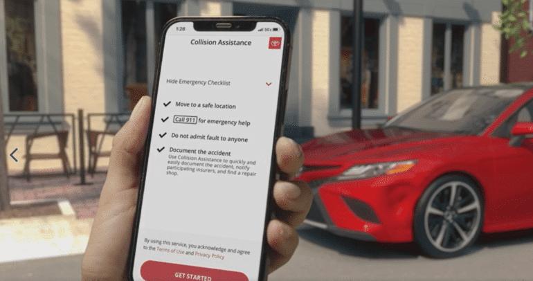 Toyota & Lexus Debut Mobile Collision Assistance Service 16
