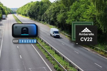 KeepTruckin Partners With Ambarella on AI Dashcam for Front ADAS, Driver Monitoring & Telematics 20