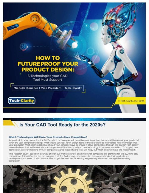 Free eBook: 5 Technologies Your CAD Tool Must Support In The 2020s 17