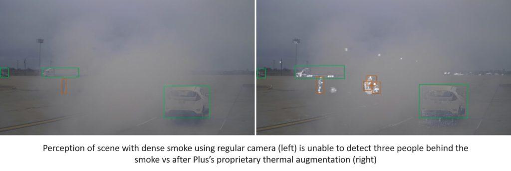Plus & Teledyne FLIR to Test Thermal Cameras for Autonomous Trucks 19