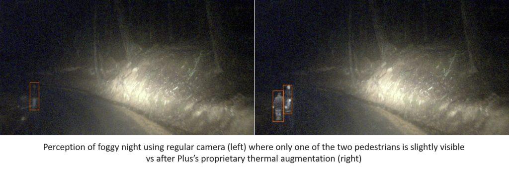 Plus & Teledyne FLIR to Test Thermal Cameras for Autonomous Trucks 18