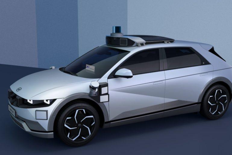 Motional & Hyundai Motor Group Unveil New IONIQ 5 Robotaxi 17