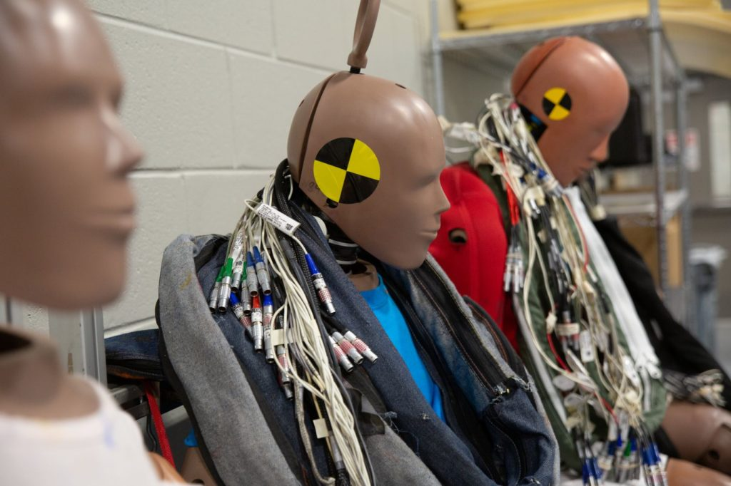 Nissan Expands R&D With New Safety Advancement Lab in North America 19