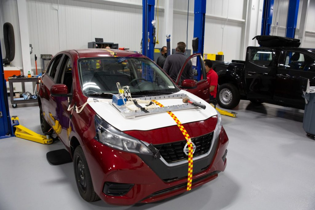 Nissan Expands R&D With New Safety Advancement Lab in North America 22