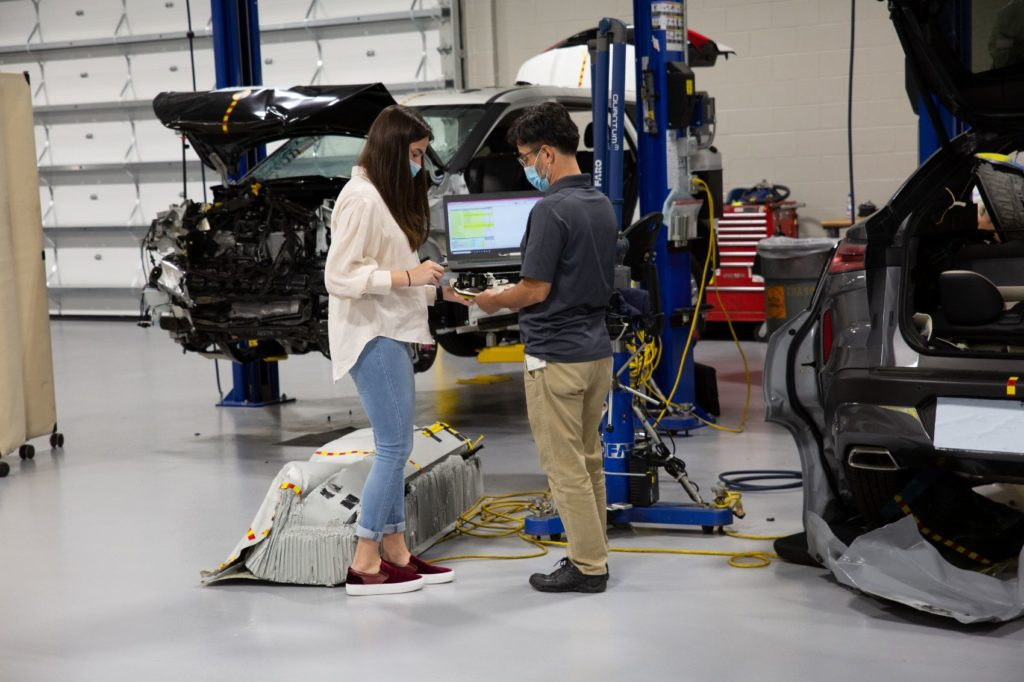 Nissan Expands R&D With New Safety Advancement Lab in North America 21