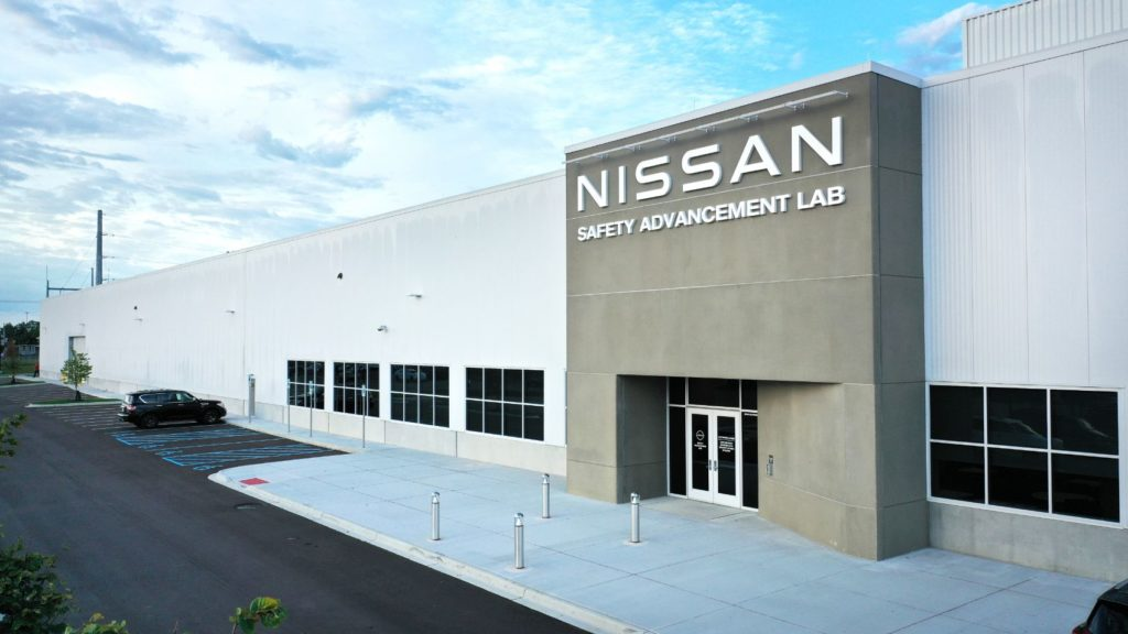 Nissan Expands R&D With New Safety Advancement Lab in North America 24