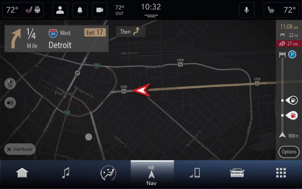 OTA Updates & Last Mile Navigation: 2022 Ram Trucks Now Standard With Enhanced Uconnect 5 System 23