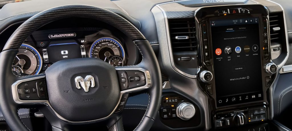 OTA Updates & Last Mile Navigation: 2022 Ram Trucks Now Standard With Enhanced Uconnect 5 System 20