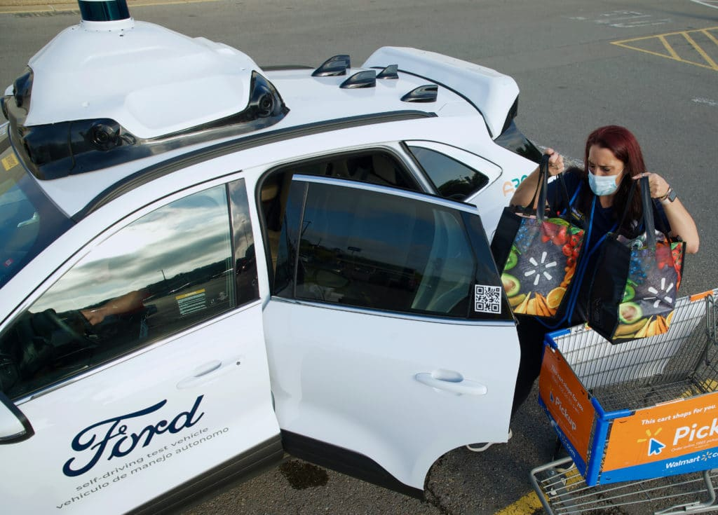 Ford, Argo AI & Walmart to Launch Autonomous Vehicle Delivery Service in Three U.S. Cities 17