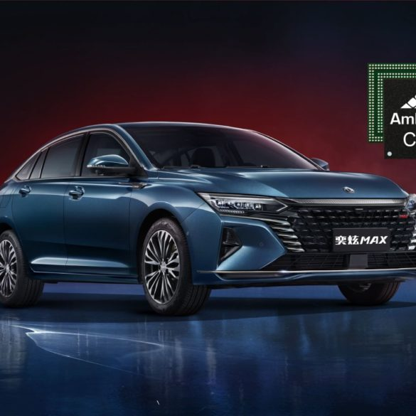 Ambarella & Dongfeng Motor Group Partner for New Driver Monitoring System 20