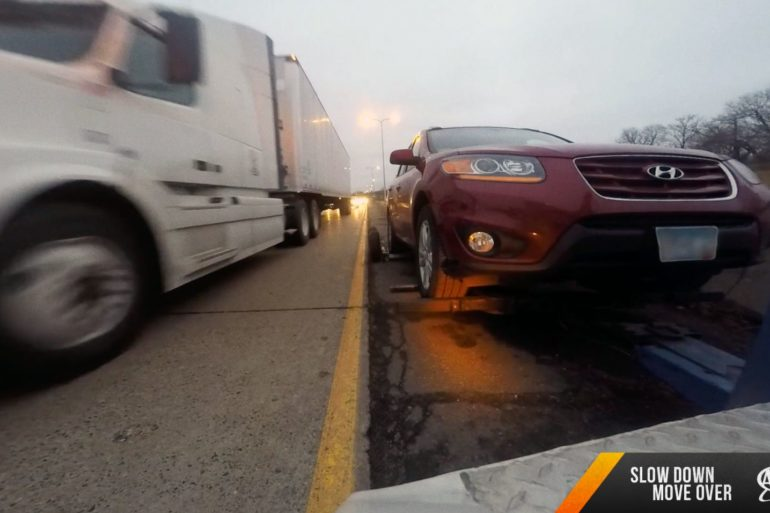 Slow Down, Move Over: Latest AAA Study Reiterates Driver Education Towards Roadside Responders 20