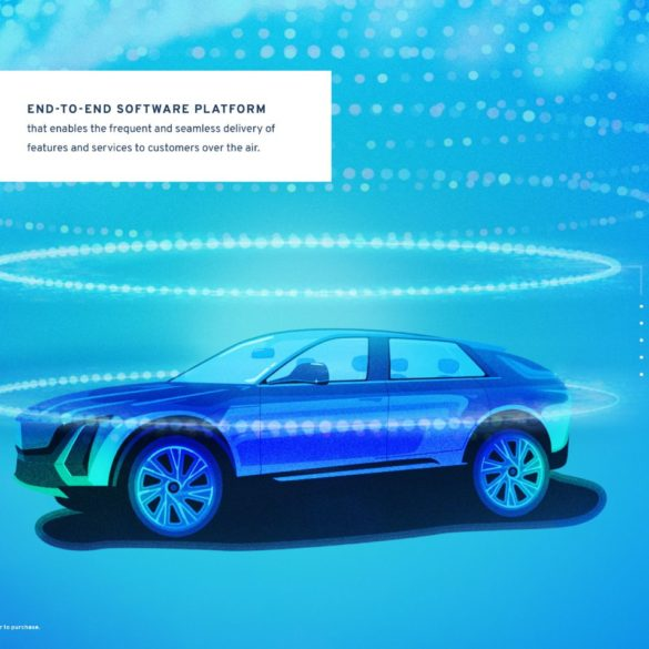 GM Announces Ultifi Platform to Merge In-Vehicle Experiences With Customers' Digital Lives 19