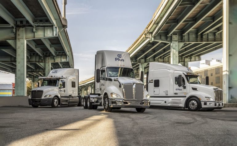 Plus Delivers Initial Self-Driving Production Units to Heavy Truck Manufacturer FAW in China 16