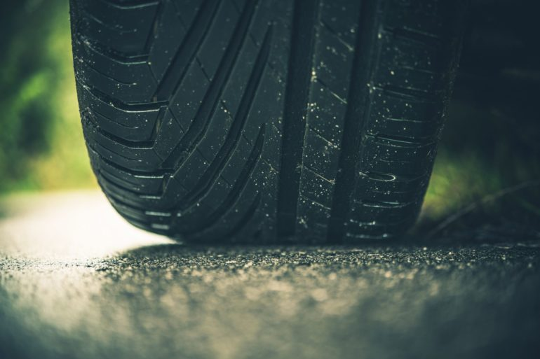 Tire Grip Indicator Overview: How It Works, Safety Benefits, EV Applications & More (Video) 53