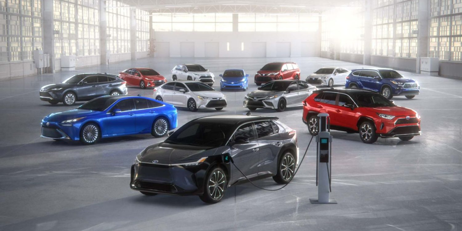 Toyota Announces 10-Year, 3.4 Billion Investment for U.S. EV Battery Production 32