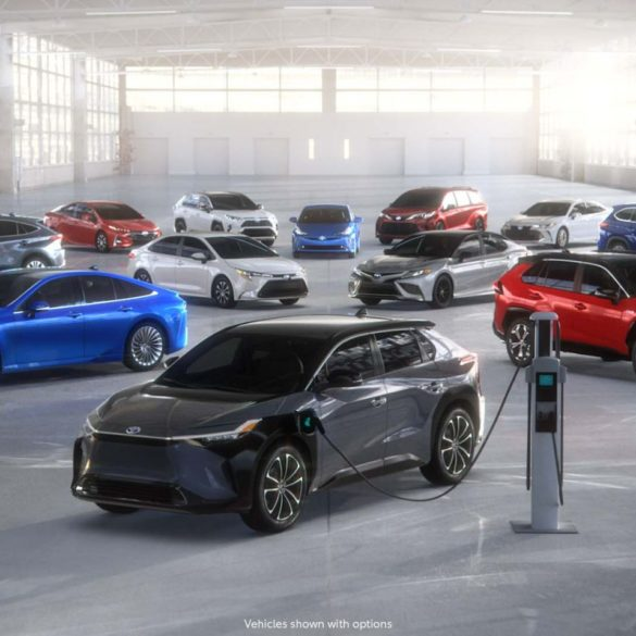 Toyota Announces 10-Year, 3.4 Billion Investment for U.S. EV Battery Production 16
