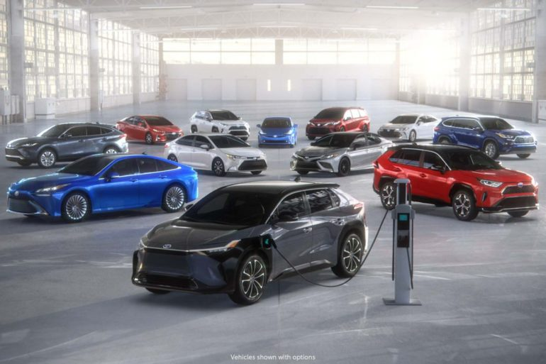 Toyota Announces 10-Year, 3.4 Billion Investment for U.S. EV Battery Production 23